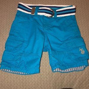 U.S Polo Assn blue shorts size 18 M